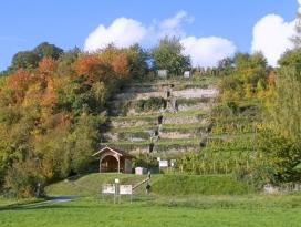Raststation und Schauweinberg Hardthausen